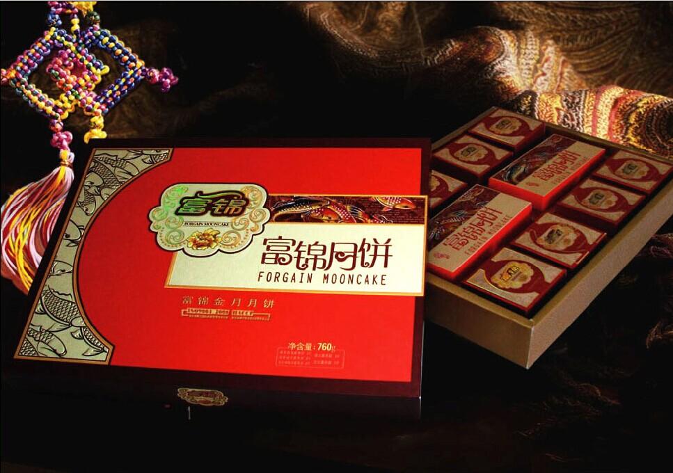 【富锦月饼】金月760g