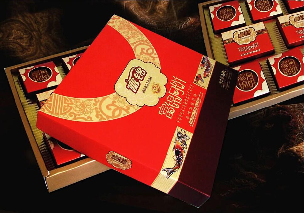 【富锦月饼】如意月饼680g