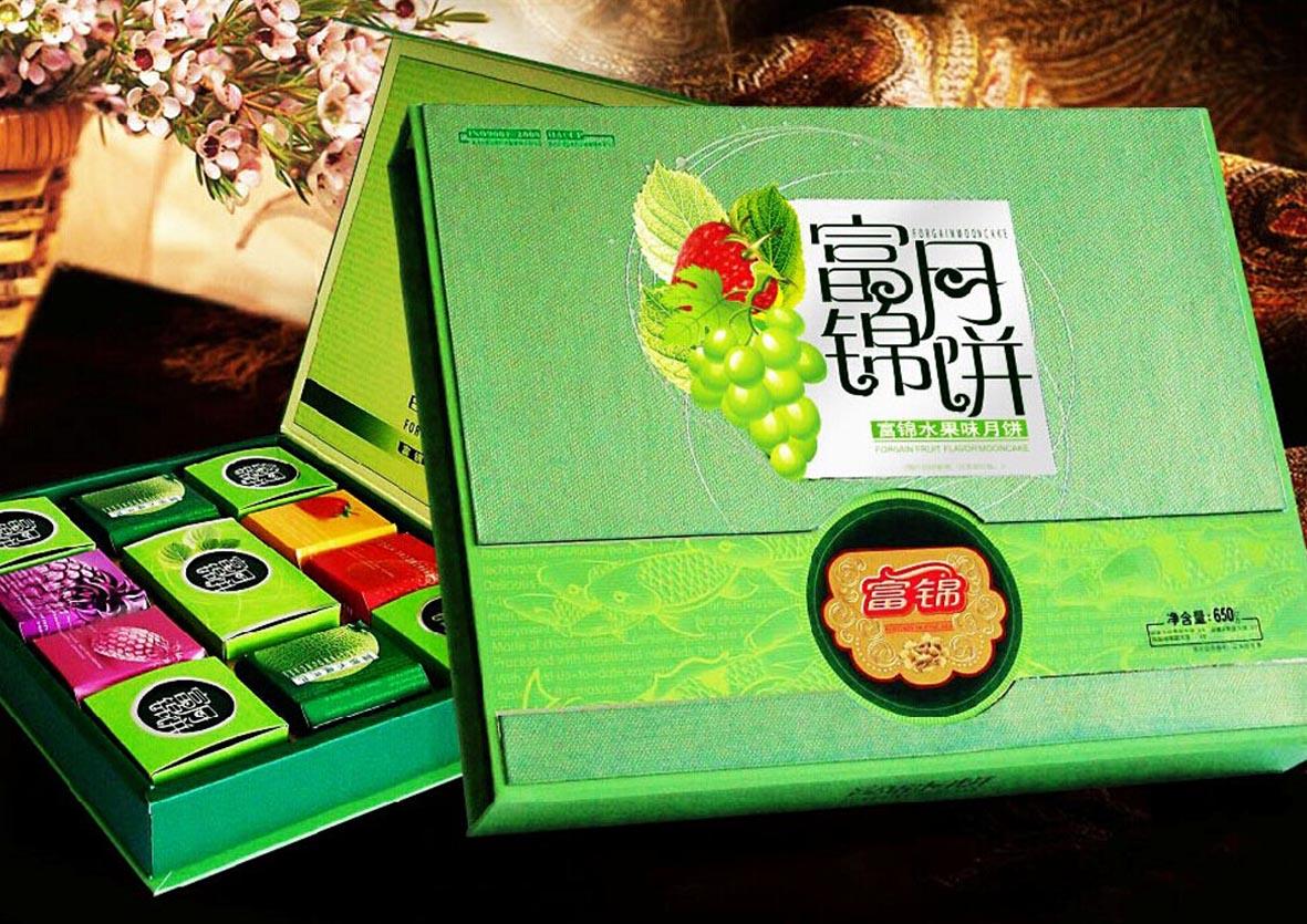 【富锦月饼】水果月650g