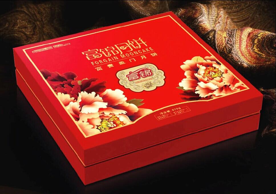 【富锦月饼】富贵盈门670g