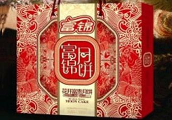 【富锦月饼】花开富贵600g