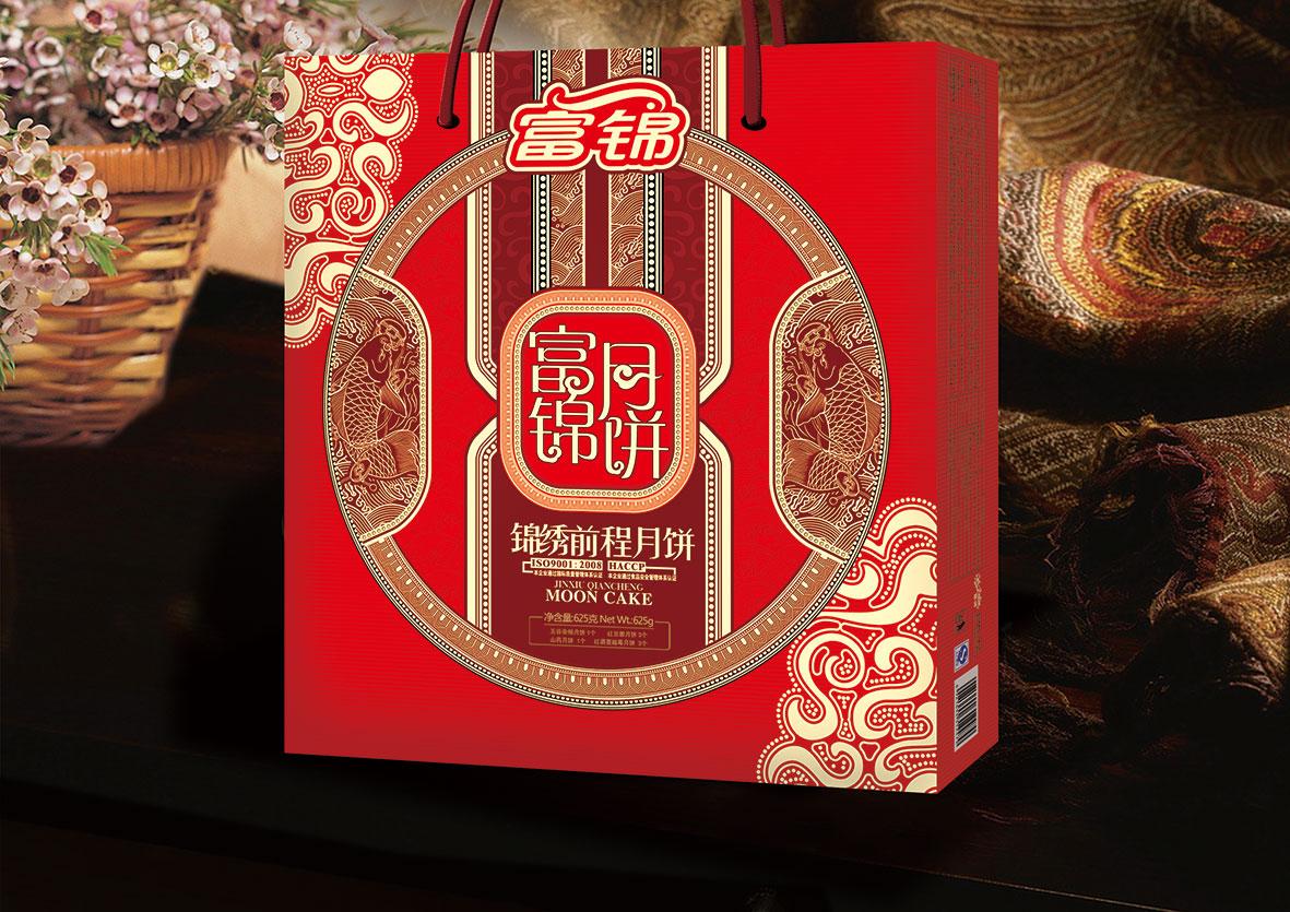 【富锦月饼】锦绣前程620g